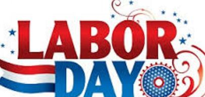 photo about Closed Labor Day Printable Sign named Sep 5th - Labor Working day Workplace Shut: Satisfied Getaway*
